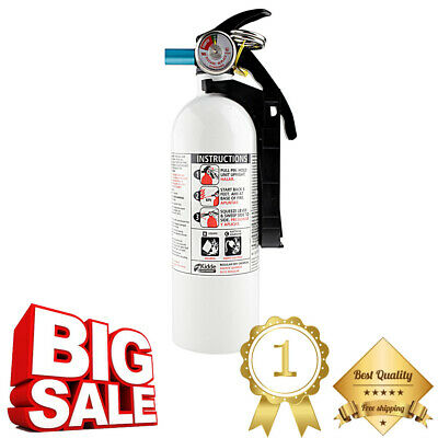 Fire Extinguisher Dry Chemical Home Car Safety Emergency Marine Rust Resistant