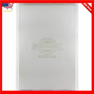 Petsafe Pet Door Replacement Flap Large Pac11-11039 Soft Easy Installation