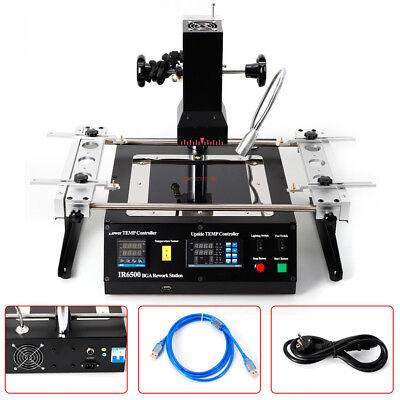 Ir Bga Rework Station Ir6500 Infrared Xbox 360 Ps3 Repair Soldering Welding New
