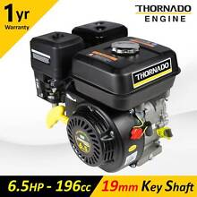 Thornado 6.5HP Stationary Petrol Engine 4 Stroke Horizontal Shaft Chipping Norton Liverpool Area Preview