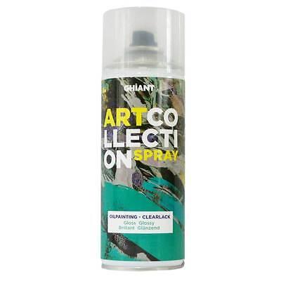 Schlußfirnis glanz Spray 400ml (24,95€/1L) zum Schutz ihrer Bilder