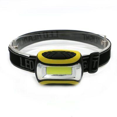 Linterna Cabeza COB LED - Tipo Minero - 3 Modos De Luz - Impermeable