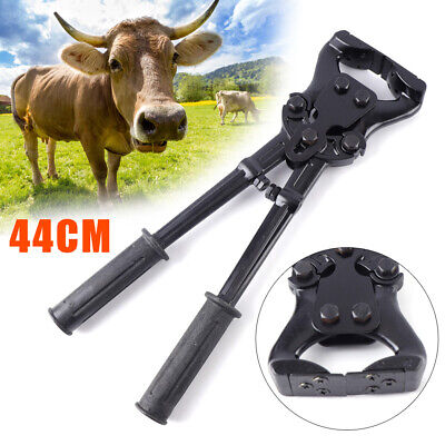 Multi-purpose Hoof Trimmers Heavy Duty Nippers For Cattle Horses Goats Sheep Usa