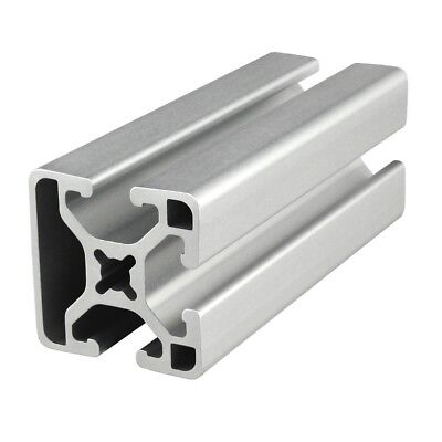 8020 T Slot Lite Smooth Tri-slotted Aluminum Extrusion 15 Series 1503-ls X 48 N