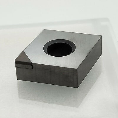 2pcs Cnmg120404 Cbn Insert For Steel Process Diamond High Hardness