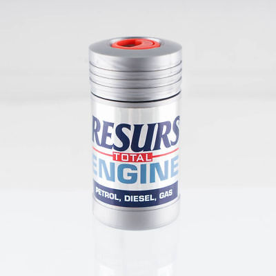 RESURS Total Engine Oil Additive Restorer For Your Car Engine