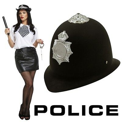 ADULT MENS WOMENS POLICE WOMAN POLICEMAN OFFICER COPPER FANCY DRESS COSTUMES (Womens Police Officer Costume)