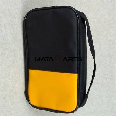 Soft Carrying Case Use For Multimeters Fluke 87v Uti-t Ut61e