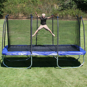 Rectangle Trampoline Deals On 1001 Blocks