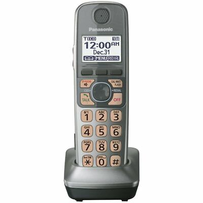 Panasonic KX-TGA470 S DECT 6. Extra Additional Cordless Phone With charger