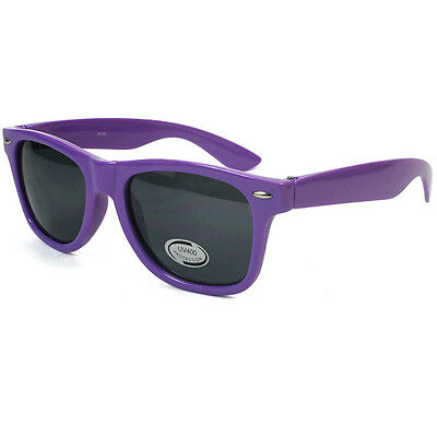 WHOLESALE BULK LOT Purple Sunglasses Party Cool Color Rave EDC Wedding Retro 80s - Wedding Sunglasses Bulk