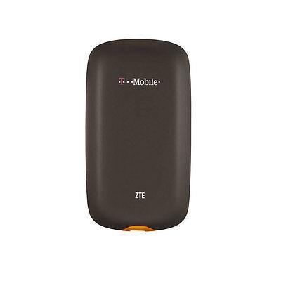 Orange ZTE MF61 4G Unlocked Mobile WIFI Hotspot - NICE CONDITION