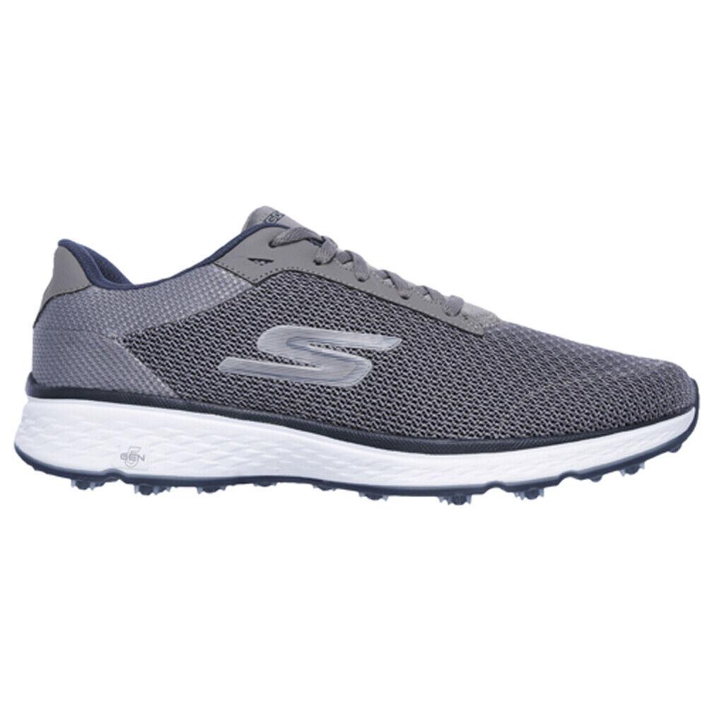 Skechers 2019 Mens Go Golf Pro Fairway Lead Spikeless Mesh Golf Shoes All Widths
