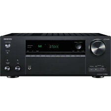 Onkyo TX-NR686 7.2 Channel THX Certified Network A/V Receiver Black