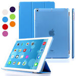 Smart Cover Case for Apple iPad with multiple colors