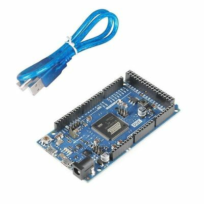 1set Due R3 Board Sam3x8e 32-bit Arm Cortex-m3 Control Board Module With Usb Cab