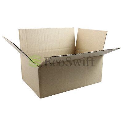 1-100 10x7x4 Ecoswift Cardboard Packing Mailing Shipping Corrugated Box Cartons
