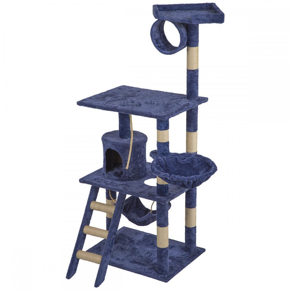 """BestPet 64"""" Cat Tree Tower Condo Furniture Scratch Post Kitty Pet House T11"""