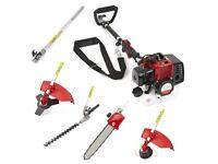 33cc Petrol Garden Multi Tool