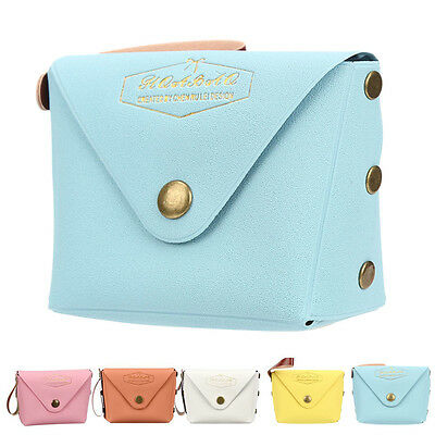 Fashion New Hot Womens Purse Student Macaron Bow Serie Fashion Change Purse Gift