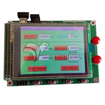 ADF4351 RF Sweep Signal Source Generator Board 35M to 4 4G +