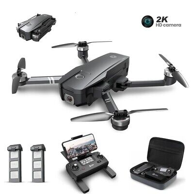Consecrated Stone HS720 GPS drone with 2K camera brushless foldable 2 battery case 5G