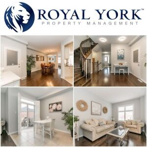 3 BED/4 BATH - UPGRADED HOUSE FOR RENT @ RICHMOND HILL