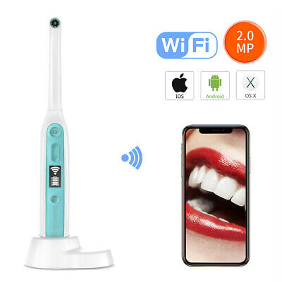 Hd 1080p Dental Oral Wifi Intraoral Endoscope Wireless Camera Led Light Ip67