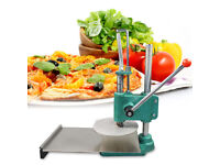 30CM11.81inch Stainless Steel Household Pizza Dough Pastry Manual Press Machine
