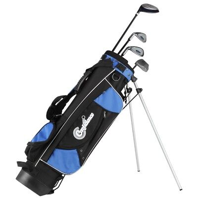 Confidence Junior Golf Club Set with Stand Bag for Kids -