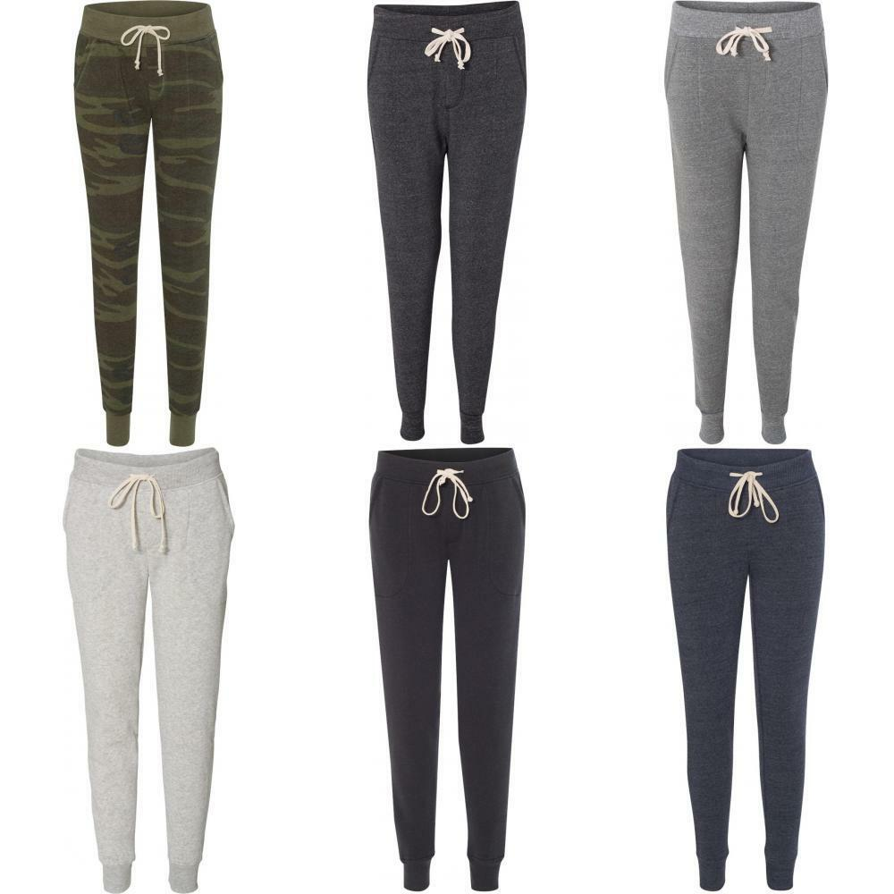 ZUZIFY Ladies Junior Fit Jogger Sweatpants IR0331