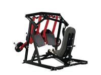 Leg Press Iso-Lateral Hammer Strength Plate-Loaded Brand New