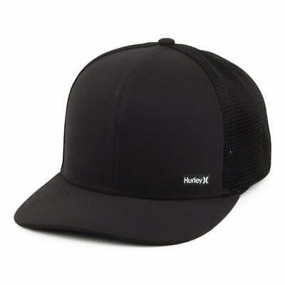 Hurley Hats League Trucker Cap - Black