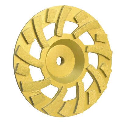 7x58-11mm Super Turbo Hard Concrete Grinding Diamond Cup Wheel 18 Segments