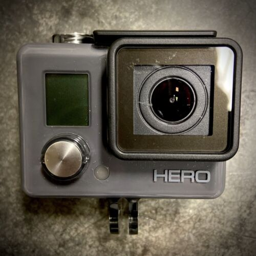 Used GoPro HERO waterproof 1080P 5MP HD Sport Action Camera Camcorder Great US!