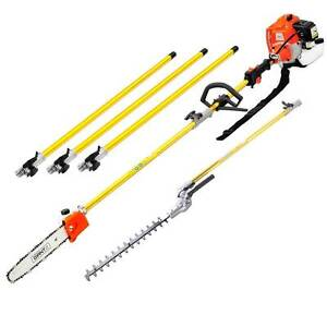 AUS FREE DEL-75CC 2.8kw 2 IN 1 Gardening Tool and Hedge Trimmer Sydney City Inner Sydney Preview