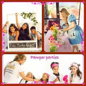 Kids Pamper Parties and High Tea Parties Merrylands Parramatta Area Preview