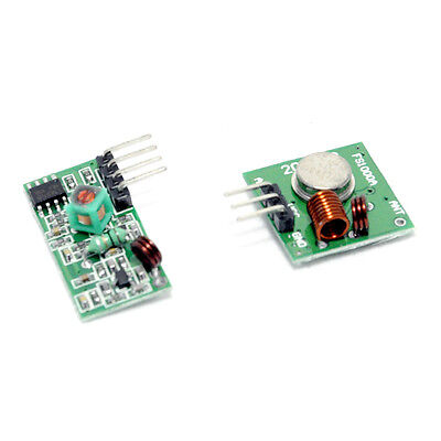 3x Tracking 433mhz Rf Transmitter Receiver Link Kit Remote Control For Arduino