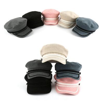 Unisex Mens Womens Casual Cotton Greek Fisherman Cap - Womens Sailor Hats