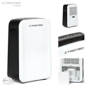 TROTEC TTK 71 E Luftentfeuchter Raumentfeuchter Bautrockner Entfeuchter bis 24 L