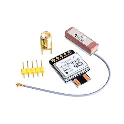 Gps Gprs Module Dual Mode Satellite Flight Control With Eeprom Replace Neo-m8n