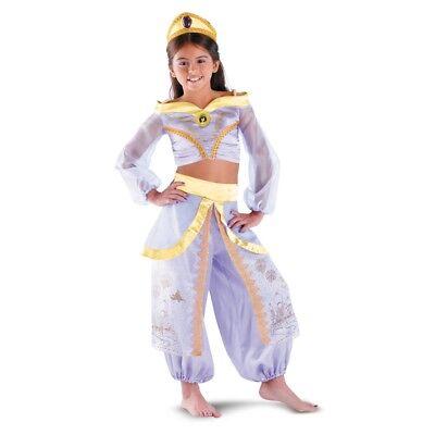 Mädchen Kind Disney Prinzessin Prestige Jasmin Kostüm