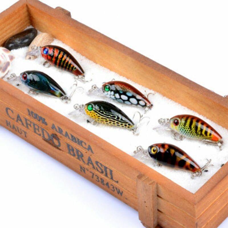 harte plastik köder crankbait tief tauchen bass bewältigen fischköder
