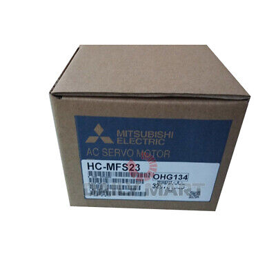 New In Box Mitsubishi Hc-mfs23 Ac Servo Motor