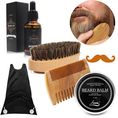 Beard Oil For Men   Grooms Beard  Mustache  Boosts Hair Growth  Beard Care Kit