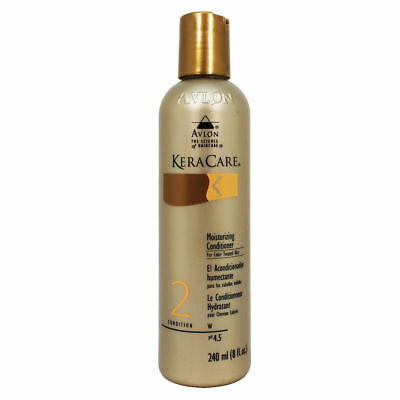 Avlon Keracare Moisturizing Conditioner for Color Treated Hair 8oz