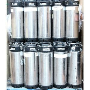 19L Ball Lock Keg - Used Post Mix Kegs / Home Brew / All Grain / Beer / Brewing