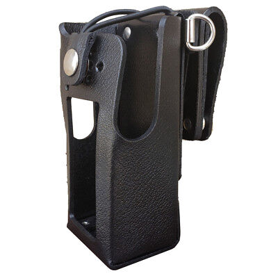 Case Guys Kw9050-3bwd Leather Holster For Kenwood Nx-5000 Series Tk-5330 Vp5000