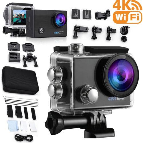 Купить Ultra 4K Full HD 1080P Waterproof Sport Camera WiFi Action Camcorder as Go Pro