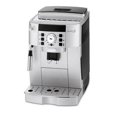 DeLonghi Kaffeevollautomat ECAM 22.110 SB Magnifica Silber